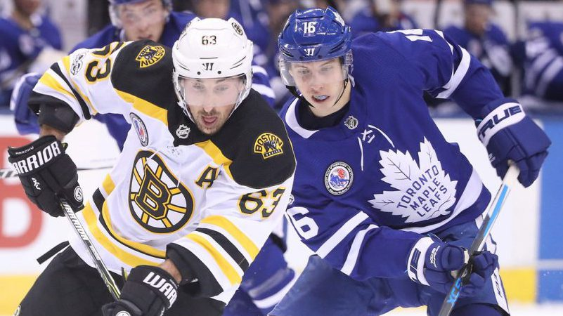 Bruins Vs Leafs Playoff Preview Prediction Schedule Key Players And More Nesn Com