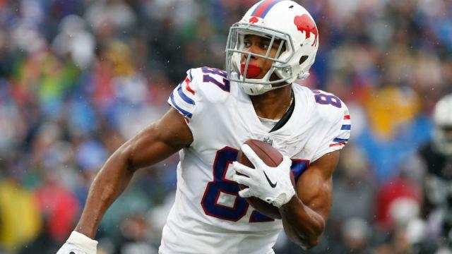 Buffalo Bills wide receiver Jordan Matthews