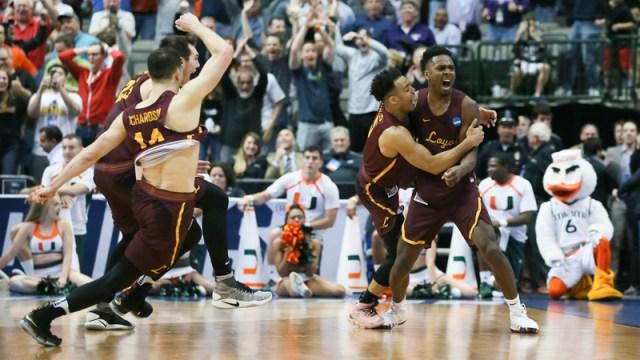Loyola Chicago beats Miami
