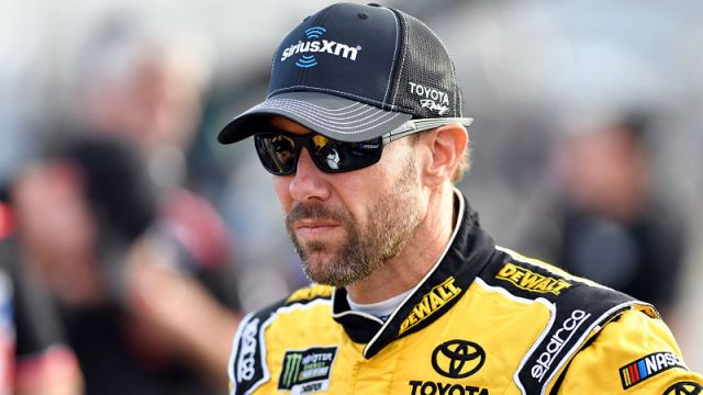NASCAR driver Matt Kenseth