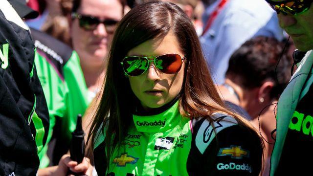 Danica Patrick at Indianapolis 500