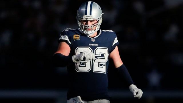 Cowboys tight end Jason Witten