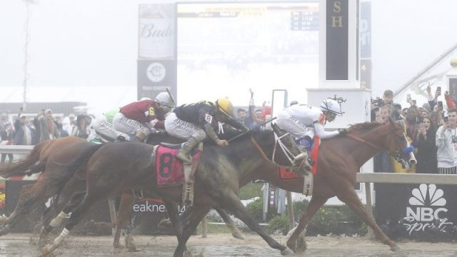 143rd Preakness race