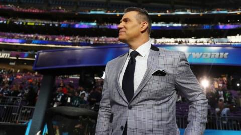 NFL former quarterback Kurt Warner