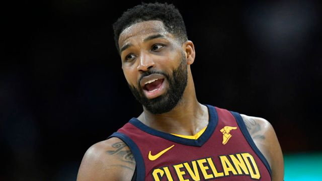 Cleveland Cavaliers center Tristan Thompson