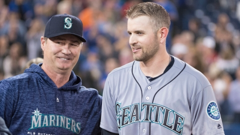 Seattle Mariners Starting Pitcher James Paxton