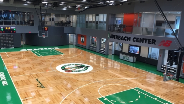 View of the Auerbach Center
