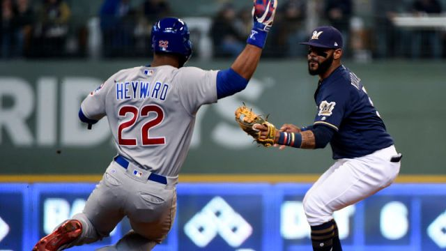 Cubs-Brewers