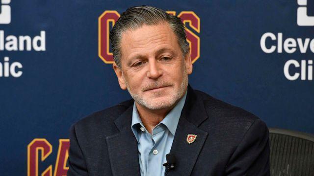 Cleveland Cavaliers owner Dan Gilbert