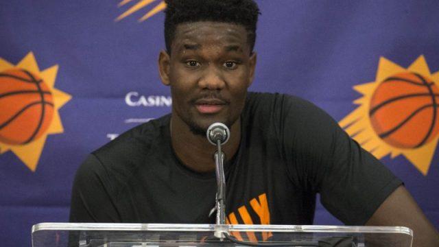 NBA Mock Draft 2018