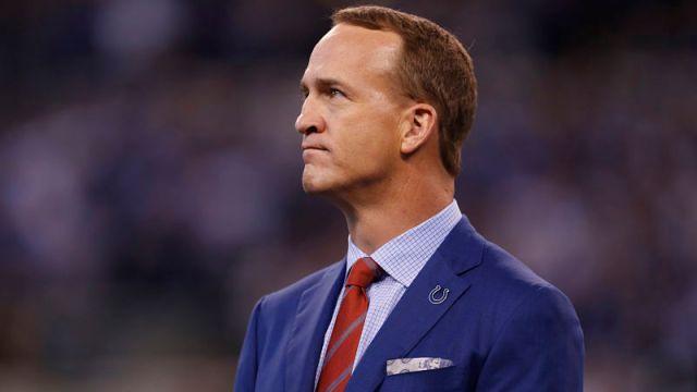 Former NFL quarterback Peyton Manning