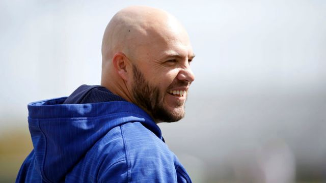 Boston Red Sox infielder Steve Pearce