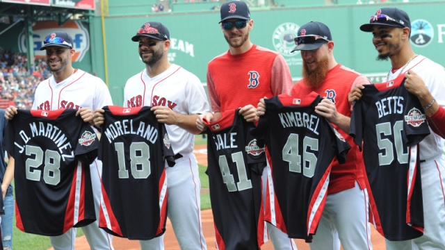 Boston Red Sox All-Stars