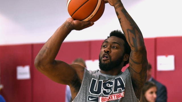 Team USA guard John Wall
