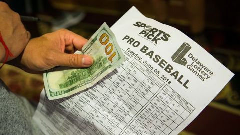 Sports Betting odds slip