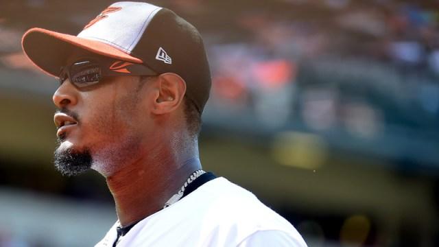 Orioles outfielder Adam Jones