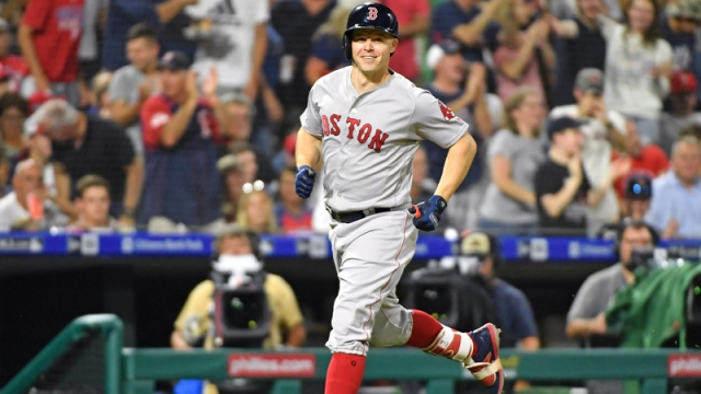 Boston Red Sox Utility Player Brock Holt