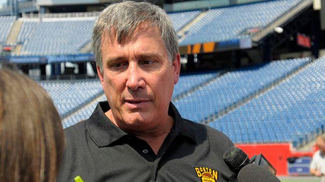 Boston Bruins president Cam Neely