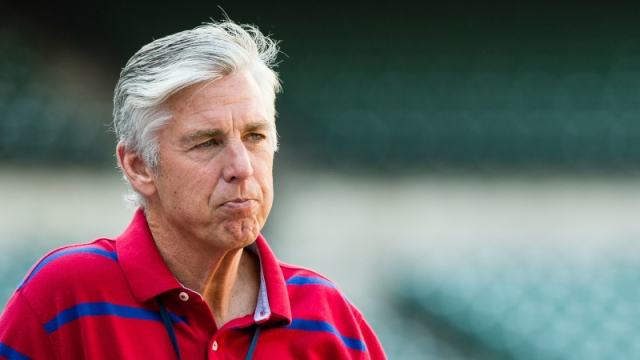 Red Sox president of baseball operations Dave Dombrowski