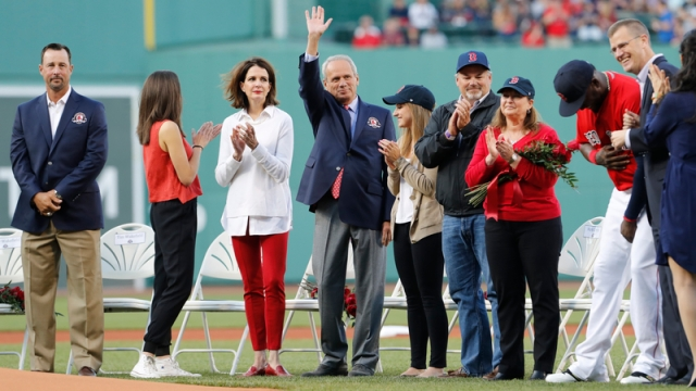 Jimmy Fund Chairman Larry Lucchino