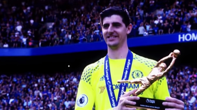 Ex-Chelsea goalkeeper Thibaut Courtois