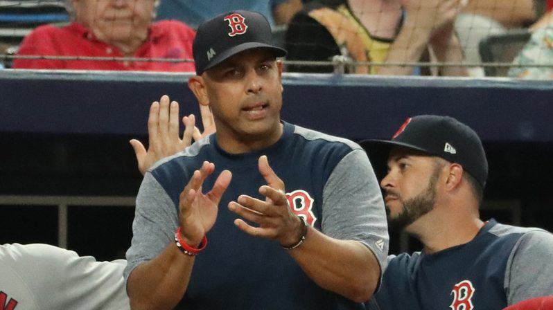 Red Sox Hoping To Close Mediocre September On High Note Vs. Yankees