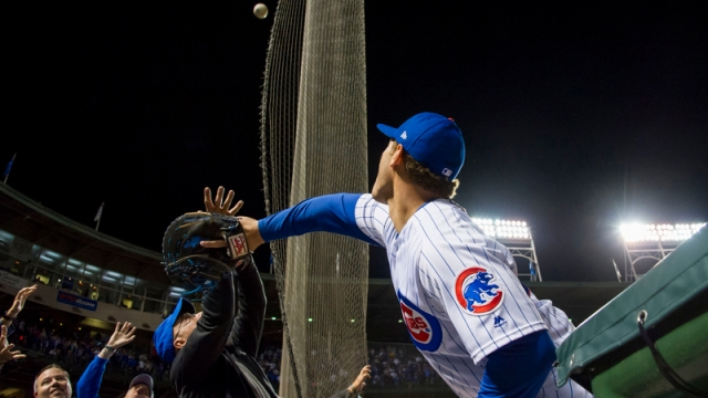 Cubs first baseman Anthony Rizzo