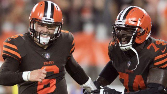 Browns vs Raiders