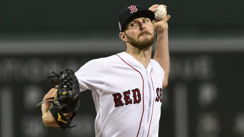 Chris Sale Takes On Jacob deGrom In Duel Of Red Sox, Mets Aces