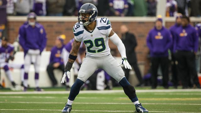 Seattle Seahawks safety Earl Thomas