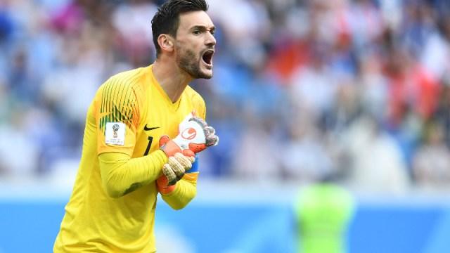France and Tottenham France goalkeeper Hugo Lloris