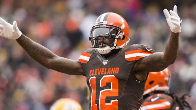 Josh Gordon Patriots trade