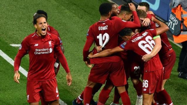 Liverpool defender Virgil van Dyke