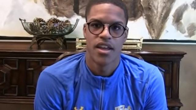 UCLA freshman Shareef O'Neal