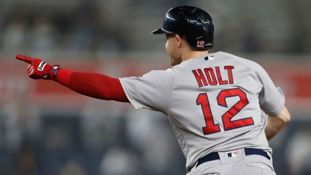 Brock Holt