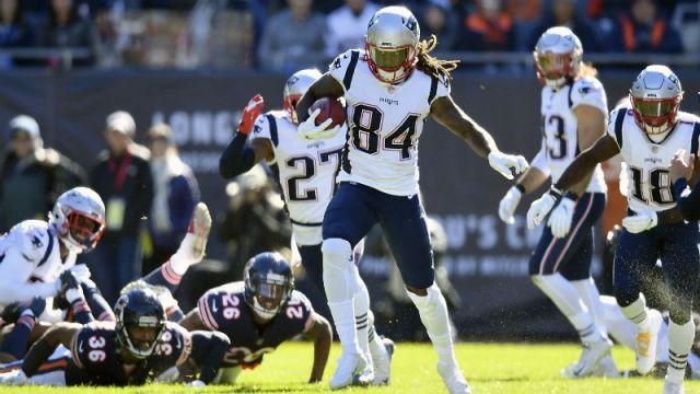 New England Patriots special teams Cordarrelle Patterson