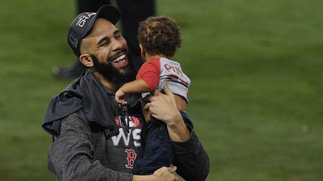 Boston Red Sox pitcher David Price
