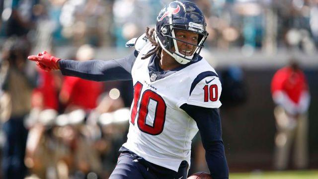 Houston Texans receiver DeAndre Hopkins