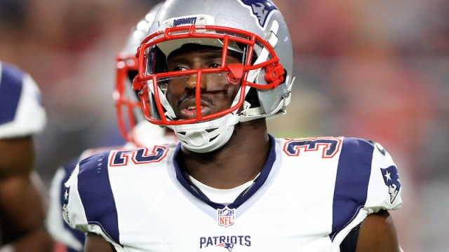 Patriots safety Devin McCourty