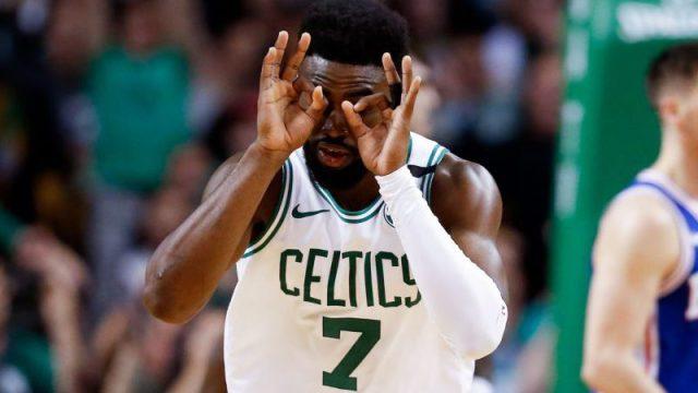 Celtics vs 76ers