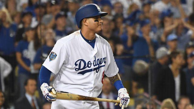 MLB Free Agent Shortstop Manny Machado