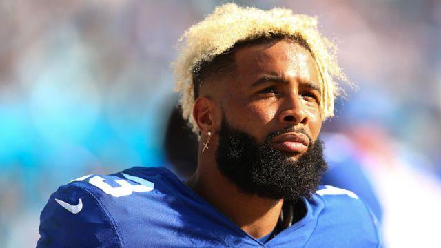 New York Giants receiver Odell Beckham Jr.