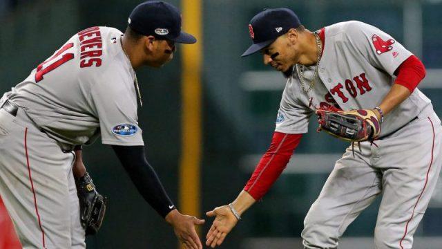 Red Sox vs Astros