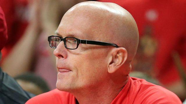 ESPN broadcaster Scott Van Pelt