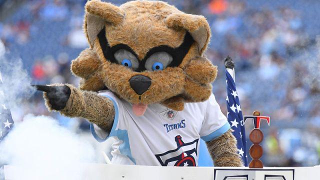 Titans mascot