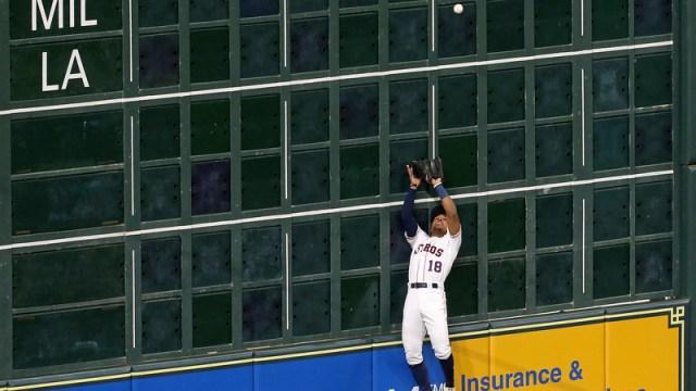Houston Astros' Tony Kemp