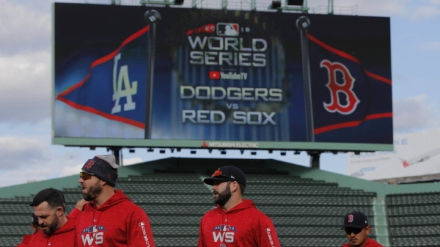 Red Sox vs. Dodgers World Series