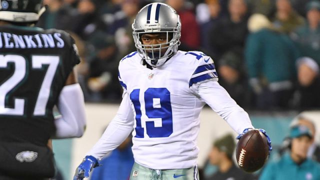 Dallas Cowboys receiver Amari Cooper