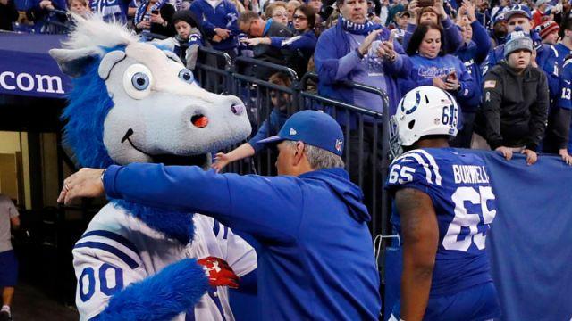 Colts mascot