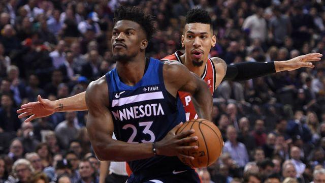 Philadelphia 76ers guard Jimmy Butler